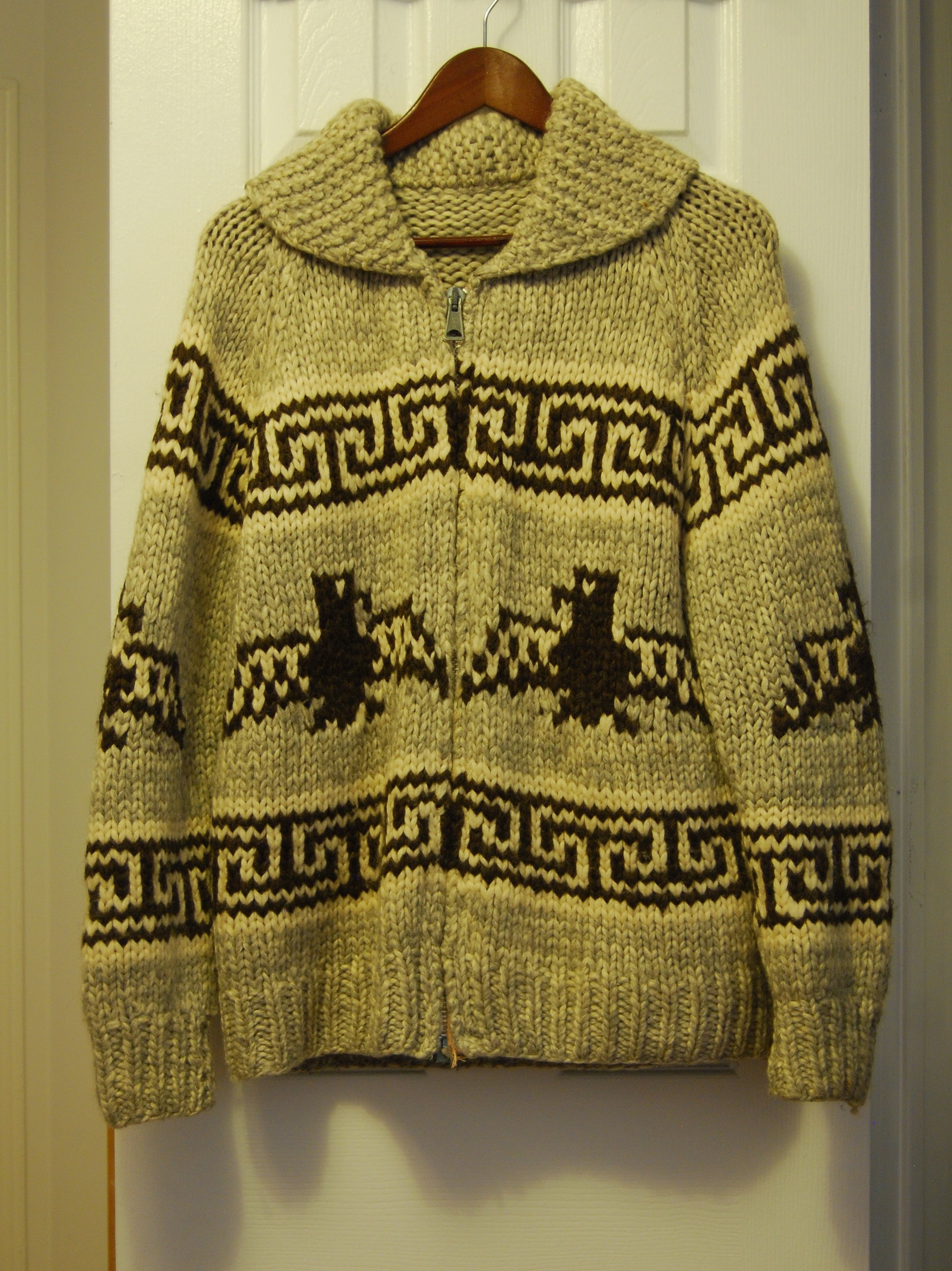 a6acead5bd39 The Cowichan Sweater  A History of the Handcrafted